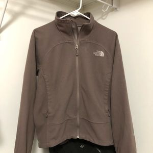 Men's the north face Zip up fleece size small